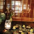 大正・昭和初期のガラス展 -輝くウランガラスー